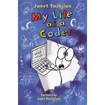 My Life as a Coder by Janet Tashjian, 9781250261793