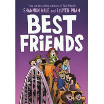 Best Friends by Shannon Hale, 9781250317469