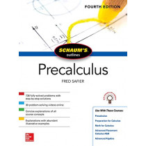 Schaum's Outline of Precalculus, Fourth Edition by Fred Safier, 9781260454208