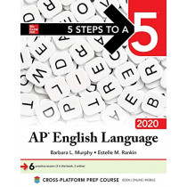 5 Steps to a 5: AP English Language 2020 by Barbara Murphy, 9781260455939