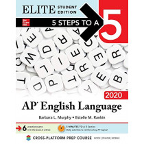 5 Steps to a 5: AP English Language 2020 Elite Student edition by Barbara Murphy, 9781260455953