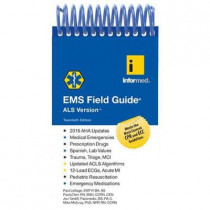 EMS Field Guide, ALS Version by Paula Derr, 9781284041286