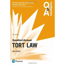 Law Express Question and Answer: Tort Law by Neal Geach, 9781292148946