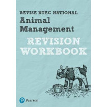 Revise BTEC National Animal Management Revision Workbook, 9781292149998