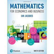 Mathematics for Economics and Business by Ian Jacques, 9781292191669