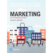 Marketing: An Introduction by Gary Armstrong, 9781292200309