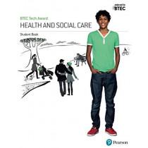 BTEC Tech Award Health and Social Care Student Book by Brenda Baker, 9781292200927