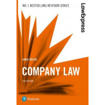 Law Express: Company Law, 5th edition by Chris Taylor, 9781292210131