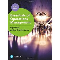 Essentials of Operations Management by Nigel Slack, 9781292238845