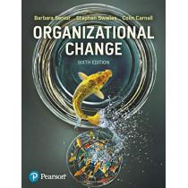 Organizational Change, 6th Edition by Barbara Senior, 9781292243436