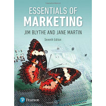 Essentials of Marketing by Jim Blythe, 9781292244105