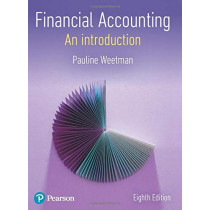 Financial Accounting by Pauline Weetman, 9781292244471