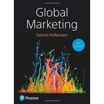 Global Marketing by Svend Hollensen, 9781292251806