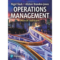 Operations Management by Nigel Slack, 9781292253961