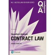 Law Express Question and Answer: Contract Law, 4th edition by Marina Hamilton, 9781292259031