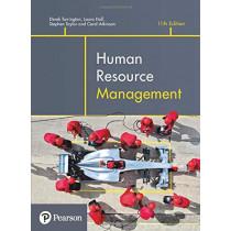 Human Resource Management, 11th Edition by Derek Torrington, 9781292261645