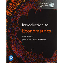 Introduction to Econometrics, Global Edition by James H. Stock, 9781292264455