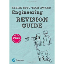 Revise BTEC Tech Award Engineering Revision Guide by Andrew Buckenham, 9781292272726