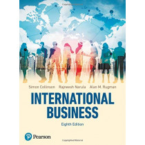 International Business, 8th Edition by Simon Collinson, 9781292274157