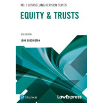 Law Express: Equity and Trusts by John Duddington, 9781292295299