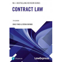 Law Express: Contract Law by Emily Finch, 9781292295374