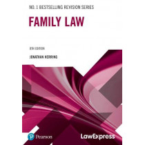 Law Express: Family Law by Jonathan Herring, 9781292295534