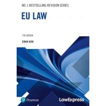 Law Express: EU Law by Ewan Kirk, 9781292295657