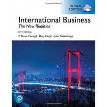 International Business: The New Realities, Global Edition by S. Tamer Cavusgil, 9781292303246