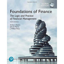 Foundations of Finance, Global Edition by Arthur J. Keown, 9781292318738