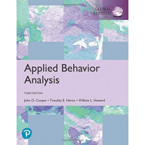 Applied Behavior Analysis, Global Edition by John O. Cooper, 9781292324630