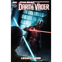 Star Wars: Darth Vader - Dark Lord Of The Sith Vol. 2 - Legacy's End by Charles Soule, 9781302907457