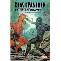 Black Panther Book 5: Avengers Of The New World Part 2 by Ta-Nehisi Coates, 9781302909888