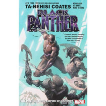 Black Panther Book 7: The Intergalactic Empire Of Wakanda Part 2 by Ta-Nehisi Coates, 9781302912949