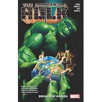 Immortal Hulk Vol. 5: Breaker Of Worlds by Al Ewing, 9781302916688
