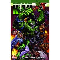 Hulk: World War Hulk by Greg Pak, 9781302920777