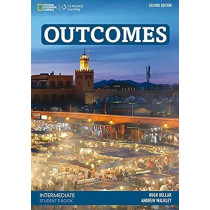 Outcomes Intermediate with Access Code and Class DVD by Hugh Dellar, 9781305093348