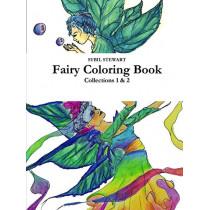 Sybil Stewart Fairy Coloring Book by Sybil Stewart, 9781312358270