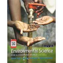 Scientific American Environmental Science for a Changing World by Susan Karr, 9781319059620
