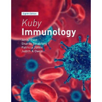Kuby Immunology by Jenni Punt, 9781319114701