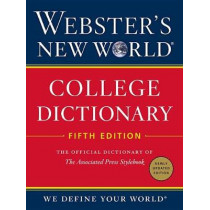 Webster's New World College Dictionary, Fifth Edition by New,World Webster'S, 9781328859440