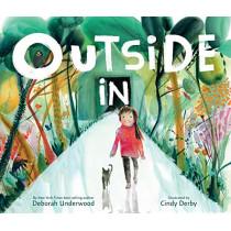 Outside In by ,Deborah Underwood, 9781328866820