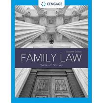 Family Law by William Statsky, 9781337917537