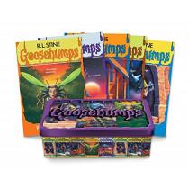 Goosebumps 25th Anniversary Retro Set by R. L. Stine, 9781338149081