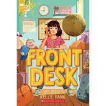 Front Desk by Kelly Yang, 9781338157826