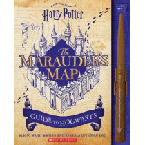 Harry Potter: The Marauder's Map Guide to Hogwarts by Jenna Ballard, 9781338252804
