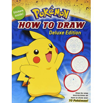 Pokemon: How to Draw by Maria S Barbo, 9781338283815