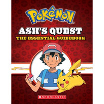 Ash's Quest: The Essential Handbook (Pokemon) by Simcha Whitehill, 9781338315172
