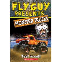 Fly Guy Presents: Monster Trucks by Tedd Arnold, 9781338353891