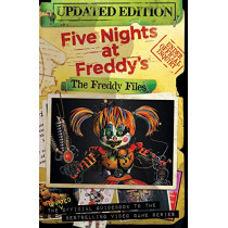 The Freddy Files: Updated Edition (Five Nights At Freddy's) by Scott Cawthon, 9781338563818