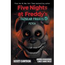 Fazbear Frights #2: Fetch by Scott Cawthon, 9781338576023